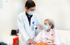 Ngoạn mục cứu ca bệnh hiểm sau 4 lần đặt stent