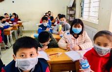 Bộ Y tế: Giáo viên, học sinh không cần đeo khẩu trang khi ở trường