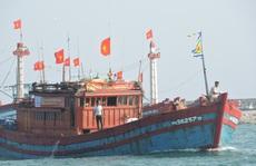 Ngư dân đảo tiền tiêu hồ hởi vươn khơi mùa biển mới