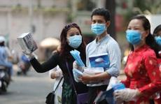 Phòng virus corona: Báo Người Lao Động làm cầu nối phát khẩu trang miễn phí