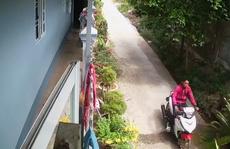 CLIP: 'Siêu trộm' liên tỉnh 20 tuổi sa lưới nhờ camera an ninh của người dân