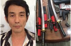 Quảng Nam: Thu giữ súng đạn, nhiều 'hàng nóng' trong nhà đối tượng đánh bạc