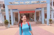 Trường ĐH Quảng Nam muốn là thành viên của ĐH Đà Nẵng
