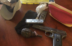 Khởi tố kẻ ôm lựu đạn ở quận 10, bị bắt khi cố thủ ở Đồng Nai