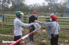 Video: Cuộc sống bên trong vùng dịch Covid-19 ở Vĩnh Phúc đang được cách ly hoàn toàn