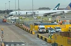 Truyền thông Anh: Phong tỏa đồng loạt 8 máy bay tại sân bay Heathrow vì Covid-19