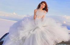 Người đẹp Nghê Thần Hi hoãn cưới tránh đại dịch
