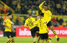 'Song sát' lập công, Dortmund dội mưa bàn thắng Frankfurt