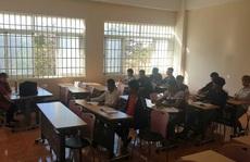 Đắk Lắk: Nhiều trường vẫn tổ chức học tập