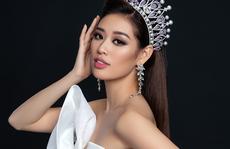 Hoa hậu Hoàn vũ Khánh Vân công bố bộ ảnh beauty