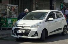 Một phụ nữ lái xe con gây tai nạn liên hoàn, 4 người thương vong