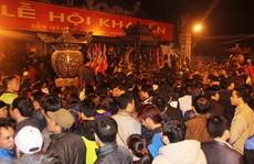 Phòng chống dịch virus corona, Nam Định dừng tổ chức Lễ Khai Ấn đền Trần