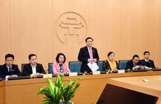 Ủy ban Thường vụ QH phê chuẩn chức danh mới của tân Bí thư Thành ủy Hà Nội Vương Đình Huệ