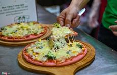 Món pizza thanh long độc lạ xuất hiện trong dịch virus corona