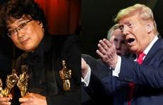 Ông Donald Trump chế giễu chiến thắng của 'Ký sinh trùng' tại Oscar