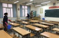 Bảo đảm an toàn khi học sinh trở lại trường