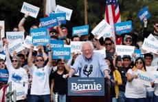 Mỹ: Nghe nói 'được Nga hỗ trợ', ông Sanders cứng rắn với ông Putin