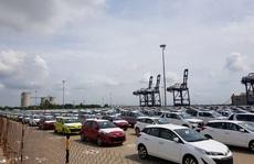 Ôtô nhập khẩu về Việt Nam 'lao dốc' từ đầu năm 2020