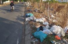 Nhếch nhác vì rác thải