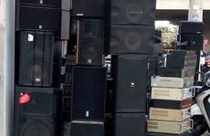 Trị tiếng ồn trong khu dân cư: Người thực thi pháp luật phải quyết liệt