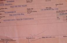 Bạc Liêu: Xã chuyển vào tài khoản thành viên đoàn thanh tra 134 triệu đồng