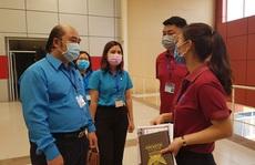 Công đoàn tích cực tham gia phòng chống dịch bệnh Covid-19