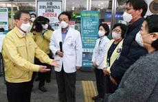 Hàn Quốc căng mình chống dịch Covid-19