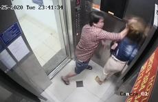 Công an TP HCM chỉ đạo điều tra vụ gã đàn ông đánh đập phụ nữ trong thang máy