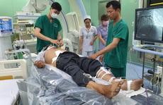 Nhờ báo động đỏ, bệnh nhân có nguy cơ tử vong 95% được cứu sống