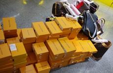 Hàng hiệu Louis Vuitton, Chanel, Gucci, Rolex 'nhái' bị phát hiện ở The Manor Hà Nội