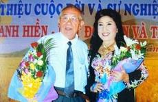Các nghệ sĩ Thanh Tuấn, Lệ Thủy, Cẩm Tiên tiếc thương soạn giả Thanh Hiền