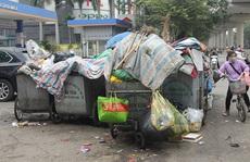 Rác sinh hoạt hộ gia đình: Người xả nhiều rác sẽ phải trả nhiều tiền hơn