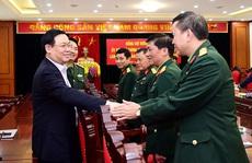 Bí thư Hà Nội Vương Đình Huệ được chỉ định thêm nhiệm vụ mới