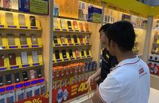Điện thoại Việt gian nan tìm thị phần