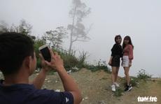 Checkin nơi nguy hiểm: đỉnh đèo Khánh Lê