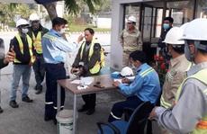Nhiều lao động người Trung Quốc về quê ăn Tết trở lại Quảng Ngãi làm việc không bị cách ly