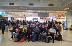 Nhiều hành khách bị cách ly, nghi nhiễm Covid-19 ở các sân bay