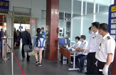 Phòng chống dịch virus corona: 'Chốt chặn' kiểm soát khách đến Ga Sài Gòn