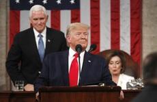 Ông Trump đăng video chọc tức đảng Dân chủ sau phiên tòa luận tội
