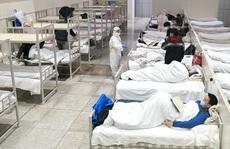 Số ca tử vong do nhiễm virus corona tăng vọt sau một đêm