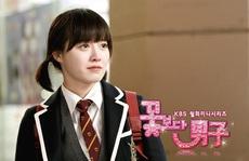 'Nàng cỏ' Goo Hye Sun vui vẻ du học sau bê bối ly hôn