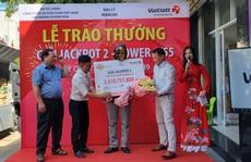 Phú Yên: Lần đầu tiên có người trúng Vietlott