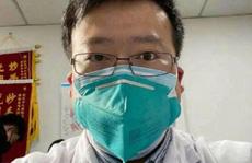 Sao Hoa ngữ 'không thể quên' bác sĩ cảnh báo dịch corona Lý Văn Lượng