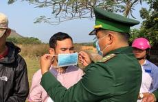 Chùm ảnh: Biên phòng Quảng Trị tạm đóng cửa khẩu phụ, để 'chặn' dịch nCoV