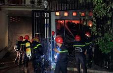 TP HCM: Cháy lớn trong đêm ở quận Bình Tân, chưa rõ nguyên nhân