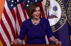 Bà Pelosi: Tổng thống Trump sẽ không bao giờ thoát khỏi 'vết sẹo luận tội'