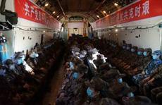 Virus corona: Phép thử cho quân đội Trung Quốc