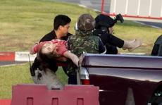 'Ớn lạnh' trước cảnh tượng đẫm máu sau vụ thảm sát ở Thái Lan
