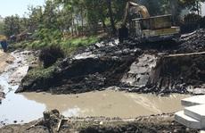 Cần sớm hoàn thiện quy định sử dụng bùn thải