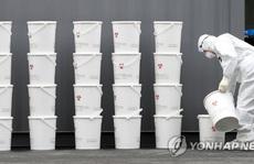 Covid-19: Hàn Quốc có hơn 3.500 ca nhiễm, Iran có 43 người tử vong